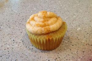 Butterbeer Cupcake