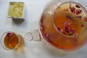 Epic Persian Tea Serving