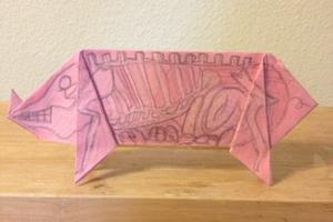 Pig Anatomical Model