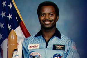 Physicist Ronald E. McNair