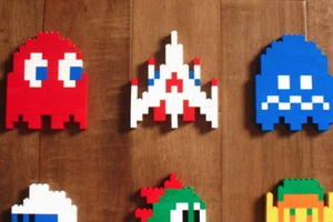 Arcade Pixel Art