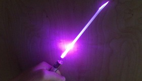 Straw Light Sword
