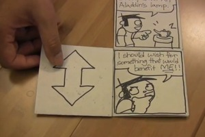 How To Make Your Own Interactive Comic