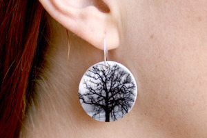 Shrink Dink Earrings