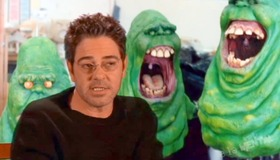 Making of Slimer
