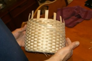 Baskets from Black Ash