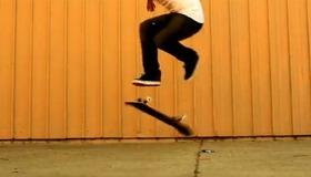 360 Flip Skate Support