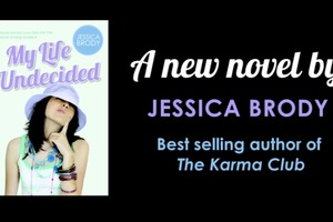 Book Trailer: My Life Undecided by Jessica Brody