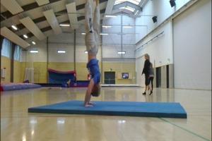 Kick Up Routine