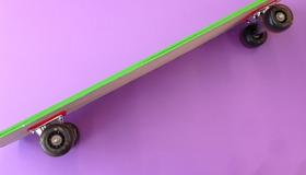 Rangy Skateboard