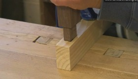 Make a Mortise and Tenon Joint