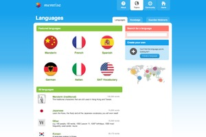 Memrise Language Learning App