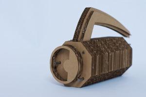 Cardboard Mixer Prototype
