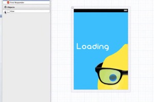 XCode 4.6 Tutorial Animated Loading Screen