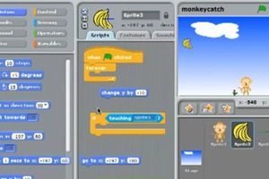 How To Write a Program in Scratch