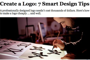 Tips for Making a Logo