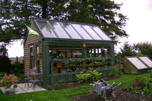 Homeade Greenhouses
