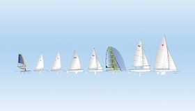 Olympic sailing classes