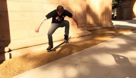 Physics of an Ollie