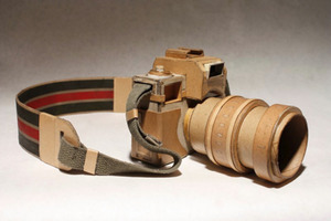 Cardboard Cameras of Kiel Johnson