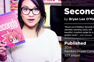 Seconds by Bryan Lee O'Malley | Graphic Novel Review
