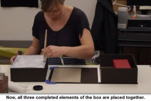 How to Make a Custom Clamshell Box