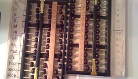 Binary Abacus