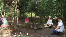 Children's Meditation Spot