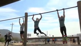 Women's Obstacle Course