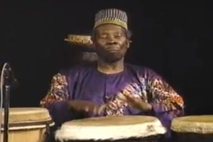 Olatunji African Drum