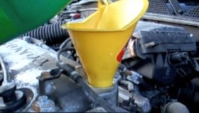 Change Engine Oil