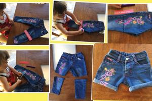 Making shorts