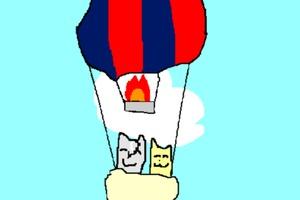 Hot Air Balloon AMV