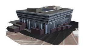 Download City Buildings from 3D Warehouse