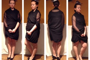 Fashion Collection - Black Dresses