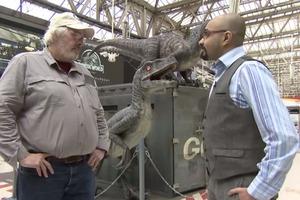 Paleontologist Jack Horner Interview
