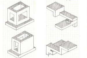 18 Axonometric Drawings