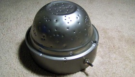 Make an LED Planetarium Projector