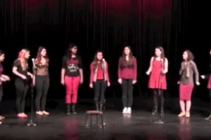 Royals A Cappella Arrangement