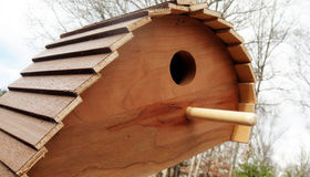 Contemporary Birdhouse