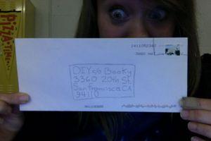 I got mail!