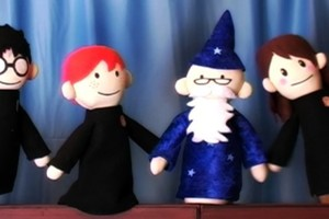 Potter Puppet Pals: Mysterious Ticking Noise