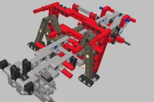SR 3D Builder Lego CAD