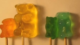 Osmosis in Gummy Bears