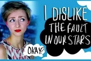 I Dislike 'The Fault In Our Stars'