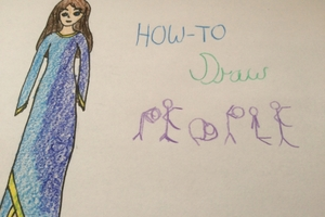 How-to draw People