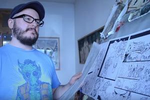 Profile - Boo Cook - Comic Artist