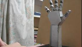 Hydraulic Hand