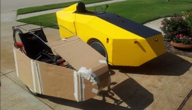 Building a Velomobile