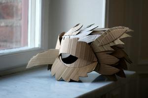 Cardboard Avatars